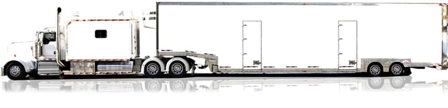 Enclosed carrier car shipping services.